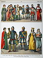 1300-1350, German. - 044 - Costumes of All Nations (1882).JPG