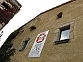 131 Can Milans Perejordi, c. Església (Caldes d'Estrac).JPG