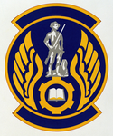 157 Consolidated Aircraft Maintenance Sq emblem.png