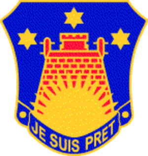 164th Infantry Regiment (United States) - Image: 164INF DUI