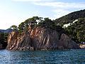 165 Punta de Canyet (Santa Cristina d'Aro), glorieta.JPG