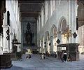 1661 van Vliet Das Innere der Oude Kerk zu Delft anagoria.JPG