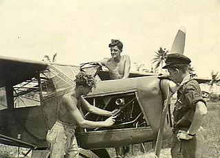 No. 16 Air Observation Post Flight RAAF