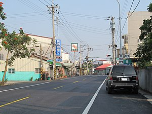 Gueiren District - Image: 177縣道8公里處 臺南 歸仁 媽祖廟 panoramio