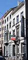 18-20 Rue Joseph II - Jozef II Straat Brussels 2012-03.jpg