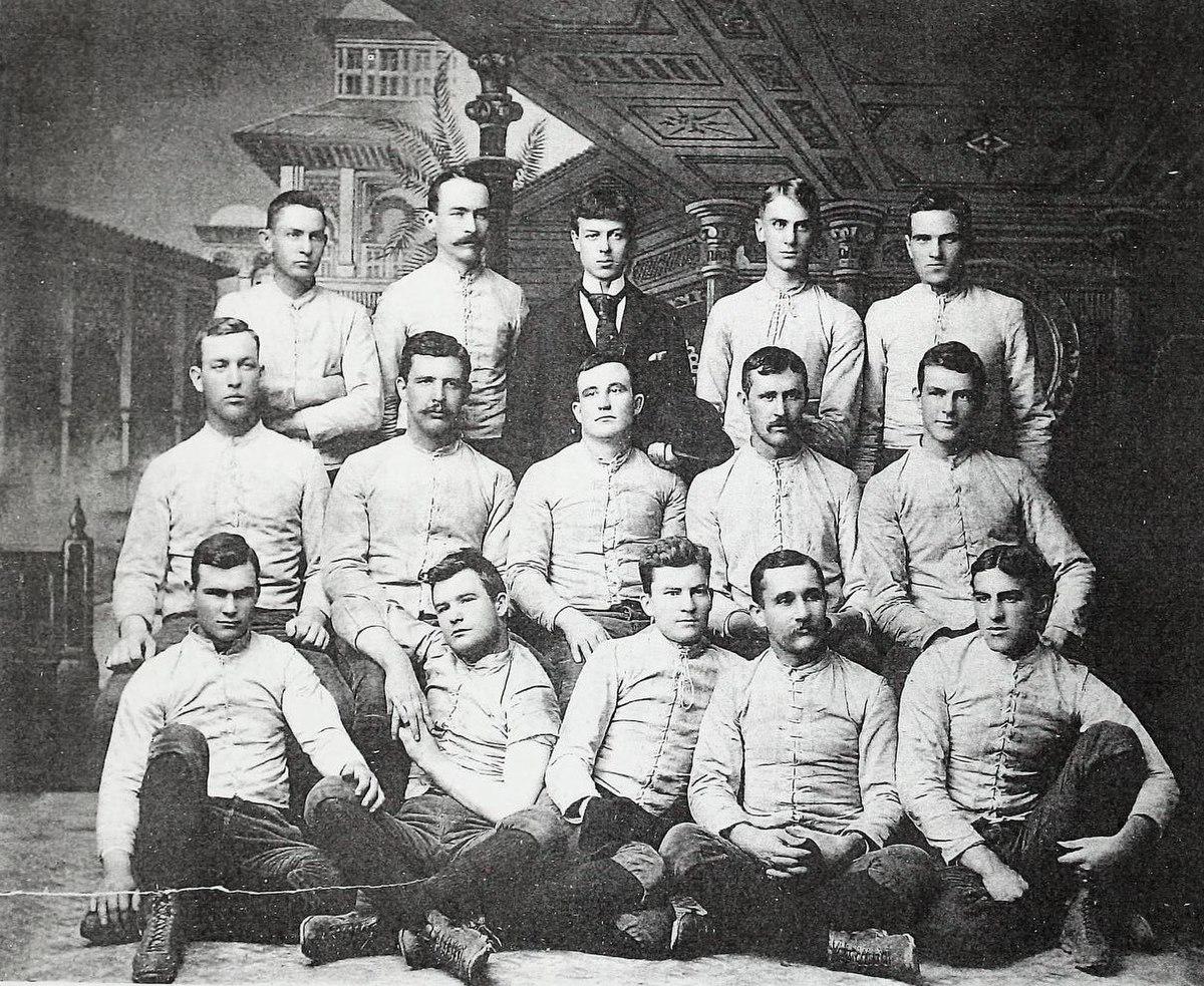 1889 purdue football team