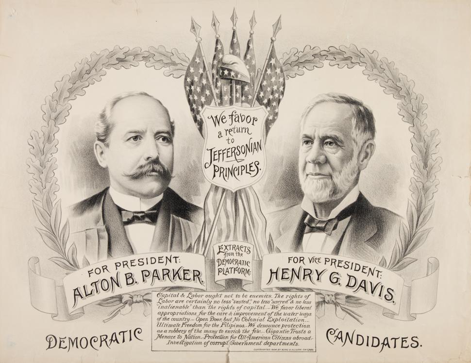1904DemocraticPartyPoster