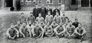 1907 Clemson Tigers football team - Image: 1907 Clemson Tigers football team (Taps 1908)
