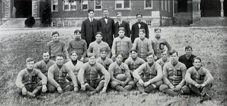 1907 Clemson Tigers football team - Image: 1907 Clemson Tigers football team (Taps 1908)