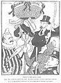 1908-03-08, Gedeón, Piñata de este año en el gran baile de máscaras parlamentarias, Sancha.jpg