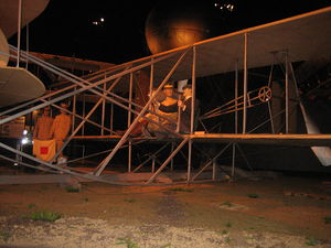 Wright Model A - A replica Wright Military Flyer at the National Museum of the United States Air Force