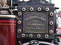 1913 Burrell Gold Medal steam tractor (AH 0119), 2009 HCVS London to Brighton run (4).jpg