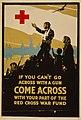 1917 Red Cross World War I poster.jpg