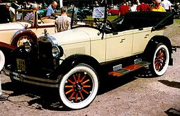 1926 Chevrolet Superior Series V Touring ANW921.jpg