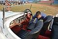 1934 Alvis Dashboard - 20 hp - 6 cyl - WBD 263 - Kolkata 2018-01-28 0604.JPG