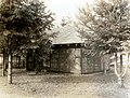 1937. Insectary field laboratory set up by Robert L. Furniss at the University of Washington's Pack Forest, west of Mt. Rainier. La Grande, Washington. (34182779323).jpg