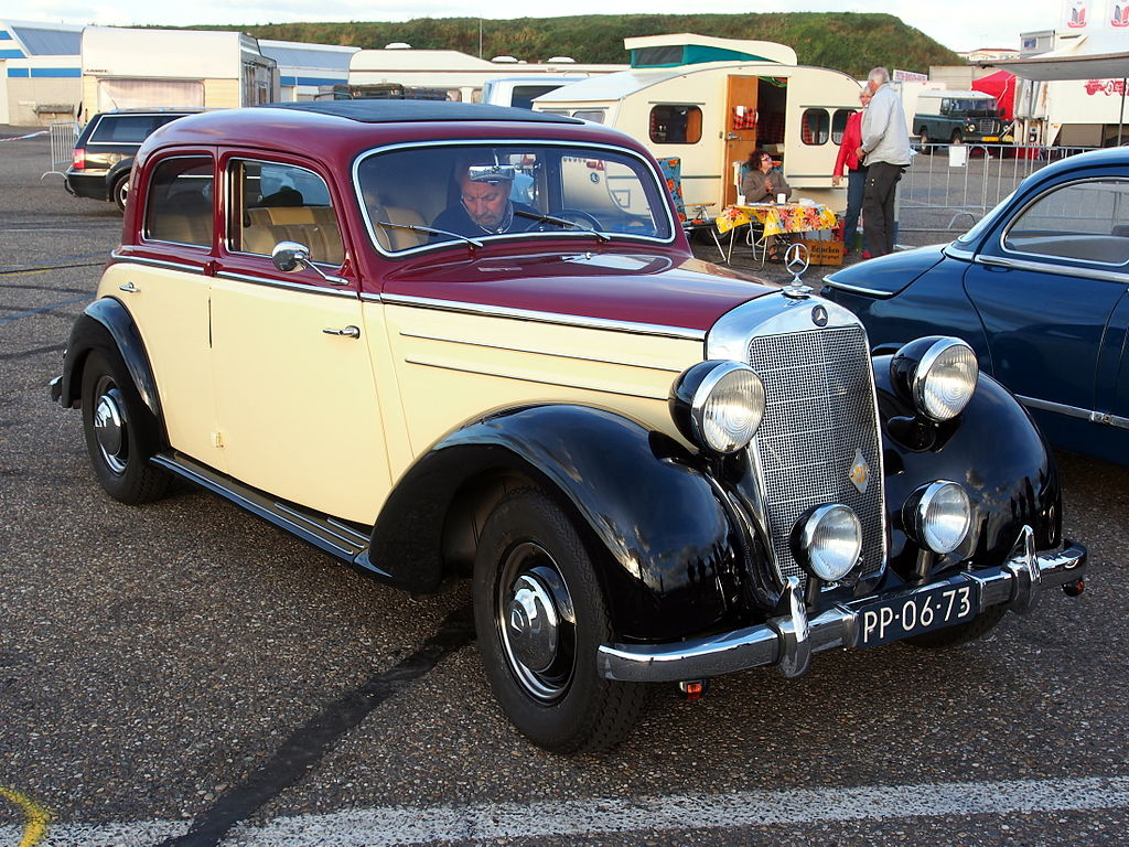 File 1953 mercedes benz 170s pic3 jpg wikimedia commons for 1953 mercedes benz