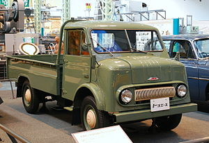 Central Motors - Image: 1956 Toyota Toyoace 01