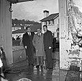 1963 Visite de Mrs Georges Pompidou et Edgard Pisani au CNRZ-14-cliche Jean Joseph Weber.jpg