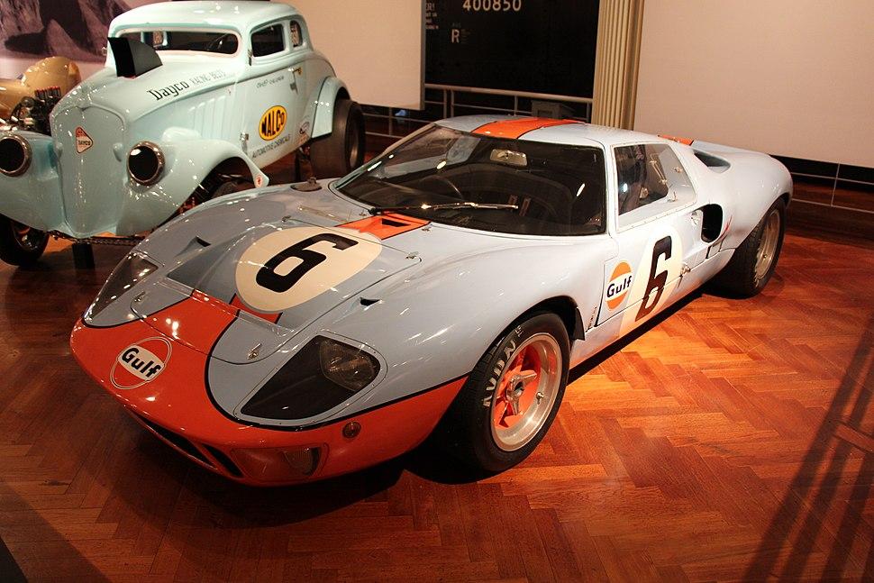 1968 Ford GT40 Mk I (14288662849)