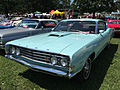 1969 Ford Fairlane 500 Sportsroof fastback at 2015 Macungie show 1of2.jpg