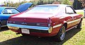 1969 Javelin SST red w white C-stripe rr.jpg