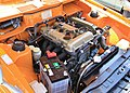1971 Mitsubishi Galant GTO-MR engine room.jpg