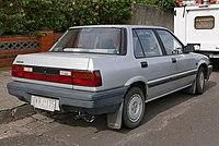 Sedan (facelift)