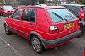 1991 Volkswagen Golf Driver 1.6 Rear.jpg