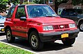 1994 Geo Tracker Convertible 2 Door 1.6L front (2), 6.15.19.jpg