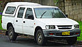 1998-2001 Holden Rodeo (TF) LX Crew Cab 4-door utility (2011-11-17).jpg