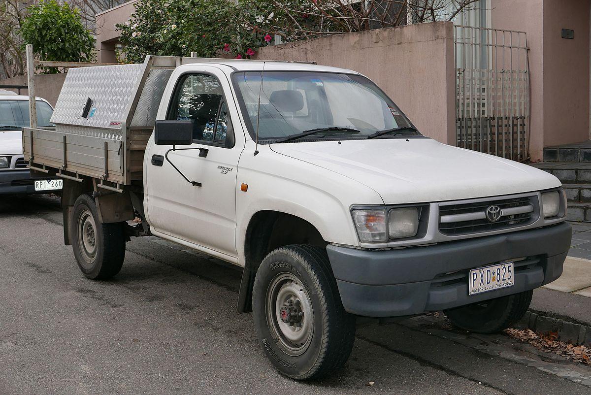 Kelebihan Toyota Hilux 1999 Perbandingan Harga