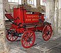 19th century Fire Engine in St Peter's Church Sandwich - geograph.org.uk - 1478230.jpg