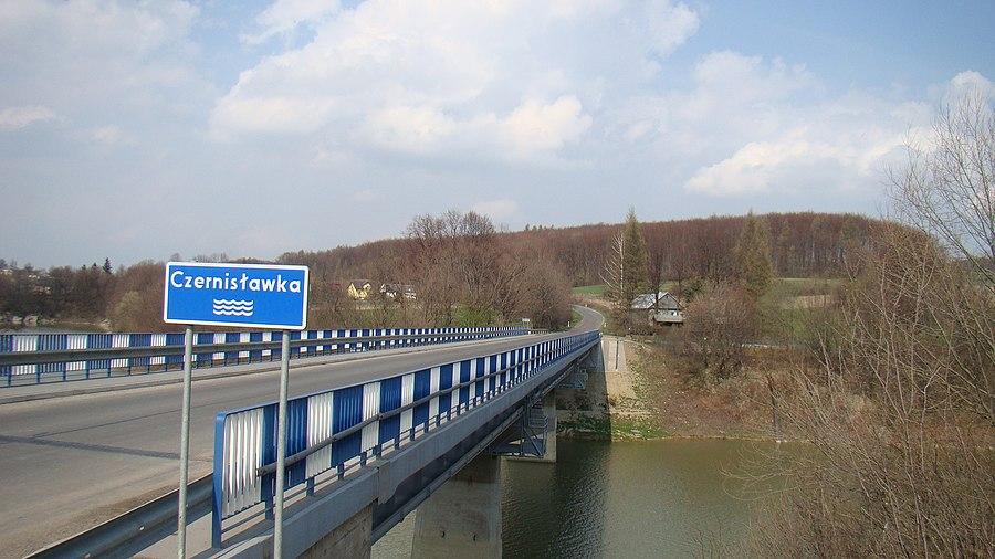 Sieniawa, Krosno County