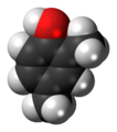 2,4-Xylenol-3D-spacefill.png