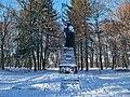 2. Гримайлів Пам'ятник поету, письменнику, художнику Тарасові Григоровичу Шевченку.jpg