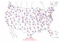 2002-09-11 Max-min Temperature Map NOAA.png
