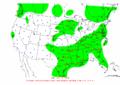 2002-10-10 24-hr Precipitation Map NOAA.png