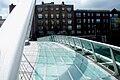 2005-05-01 - Ireland - Dublin - James Joyce Bridge 4887216571.jpg