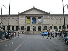 20070622 Art Institute of Chicago Front View.JPG