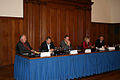 2008 09 panel at Hamburg conference on Scientology 02.jpg