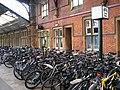 2008 at Bristol Temple Meads - platform 3 bike stands.jpg