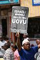 2009 Anti Israel Protest Tanzania11.JPG