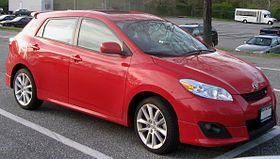Toyota Matrix Wikip 233 Dia