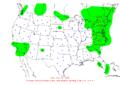 2010-10-01 24-hr Precipitation Map NOAA.png