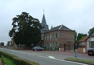 Sainte-Croix-sur-Buchy Commune in Normandy, France