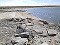 2011年8月14日阿苇滩水库白石头水位情况不好钓鱼 余华峰 - panoramio (3).jpg