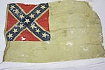2011-95-1 Confederate Second National Flag (5669542154).jpg