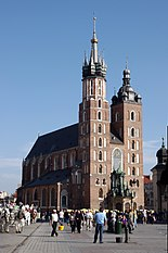Saint Mary's Church in Kraków