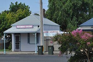 Yinnar, Victoria - Matchbox Gallery
